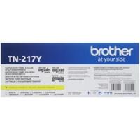 Brother TN-217Y для HLL3230CDW/DCPL3550CDW/MFCL3770CDW жёлтый (2300стр)