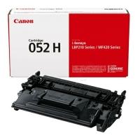 Cartridge 052H Картридж повышенной емкости для Canon i-SENSYS LBP212DW/214DW/215X, MF421dw/MF426dw/MF428x/MF429x, ресурс 9200 стр.