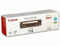 Cartridge 718C Синий картридж для Canon i-SENSYS LBP7200Cdn/MF8330Cdn/MF8350Cdn/MF8540Cdn/MF8550Cdn/MF8580Cdw, MF729Cx, MF728Cdw, MF724Cdw, ресурс 2900 стр.