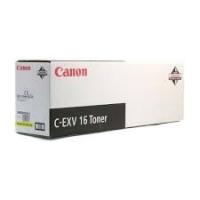 C-EXV16Y картридж желтый для Canon CLC-4040/4141/5151, ресурс 25000 стр.
