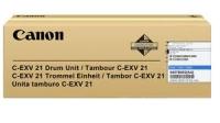 C-EXV21C Drum Синий блок фотобарабана для Canon IRC2880/3380/3580Ne