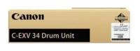 C-EXV34Bk Drum Драм-картридж черный для Canon IR Advance C2030L/C2030i/C2020L/C2020i/C2025i/C2220i/C2230i