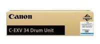 C-EXV34C Drum Драм-картридж синий для Canon IR Advance C2030L/C2030i/C2020L/C2020i/C2025i/C2220i/C2230i