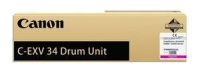C-EXV34M Drum Драм-картридж пурпурный для Canon IR Advance C2030L/C2030i/C2020L/C2020i/C2025i/C2220i/C2230i
