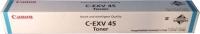 C-EXV45C Картридж синий для Canon iR ADV C7260i/C7270i/C7280i, ресурс 52000 стр.