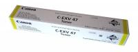 C-EXV45Y Картридж желтый для Canon iR ADV C7260i/C7270i/C7280i, ресурс 52000 стр.