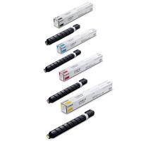 C-EXV51Bk Картридж черный увеличенной емкости для МФУ Canon imageRUNNER ADVANCE C5535/C5535i/C5540i/C5550i/C5560i, ресурс 69 000 стр.