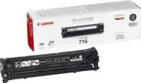 Cartridge 716BK Картридж чёрный для принтеров CANON LBP5050/LBP5050n