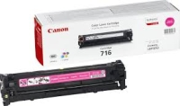 Cartridge 716M Картридж пурпурный для принтеров CANON LBP5050/LBP5050n