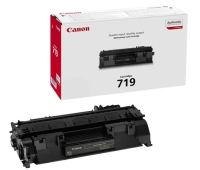 Cartridge 719 для Сanon i-SENSYS MF5840/LBP6650dn/MF6140DN/MF6180DW/MF411DW/MF416dw/MF418x/MF419x, ресурс 2100 стр.