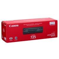 Cartridge-725 для Сanon  i-SENSYS LBP6000/LBP3020/LBP6030B/LBP6030w/MF3010/MF3010EX, ресурс 1600 стр.
