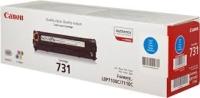 Cartridge 731C Синий картридж для Canon i-SENSYS MF8230Cn, MF8280Cw, MF628Cw, MF623Cn, ресурс 1500 стр.