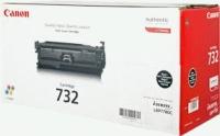 Cartridge 732Bk Черный картридж для Canon i-SENSYS LBP7780Cx, ресурс 6100 отпечатков