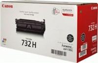 Cartridge 732HBk Черный картридж увеличенной емкости для Canon i-SENSYS LBP7780Cx, ресурс 12000 отпечатков
