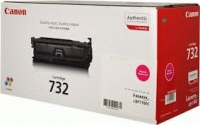 Cartridge 732M Пурпурный картридж для Canon i-SENSYS LBP7780Cx, ресурс 6100 отпечатков