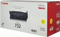 Cartridge 732Y Желтый картридж для Canon i-SENSYS LBP7780Cx,ресурс 6100 отпечатков