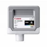 PFI-306MBK Чернильница матовая черная для плоттеров Canon imagePROGRAF iPF8400/8400S/8400SE/9400/9400S, ресурс 330мл