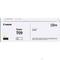 T09 Картридж черный для Canon i-SENSYS X C1127i/X C1127iF, ресурс 7 600 стр.