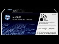 Q2612AF/№12A Картридж (2 шт.в коробке) для HP LaserJet 1010/1012/1015/1018/1020/1022