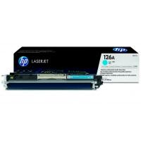 CE311A/№126 Картридж синий для HP Laser Jet Pro CP1025/M175/M275, ресурс 1000 стр.