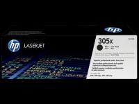 CE410X/№305X Картридж чёрный повышенной ёмкости для HP CLJ Pro 300 Color M351 /Pro 400 Color M451/Pro 300 Color MFP M375/P