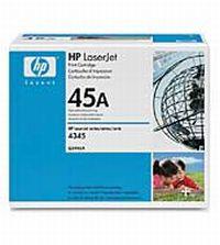Q5945A Картридж для HP LaserJet серии 4345mfp, ресурс 18 000 стр.