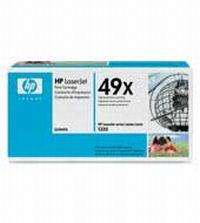 Q5949Х Чёрный картридж HP LaserJet серии 1320/3390/3392