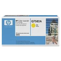 Q7582A/№503 Картридж желтый для HP CLJ3800/3505/3600, ресурс 6000 стр.