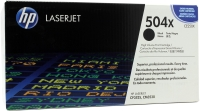 CE250X/№504X Чёрный картридж  для HP Color LaserJet CM3530/CP3525