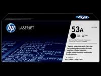 Q7553XD/№53 Картридж повышенной емкости двойной для HP LaserJet P2015, 2 картриджа по 7000 стр. каждый