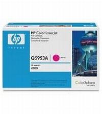 Q5950A Черный картридж для Color LaserJet 4700
