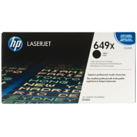 CE260X/№649X Картридж черный увеличенной емкости для HP Color LaserJet Enterprise CP4525n, CP4525dn, CP4525xn, ресурс 17 000 стр.