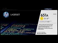 CE342A/№651A Kартридж желтый для Hewlett-Packard LaserJet Enterprise 700 color MFP, ресурс 16 000 стр.