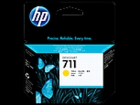 P2V32A/№711 Комплект картриджей (синий, пурпурный, желтый) для HP Designjet T120, T520, объем 87 мл.