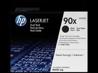 CE390XD/№90XD Сдвоенная упаковка картриджей повышенной емкости для HP LaserJet, M4555MFP, M602, M603, ресурс 48 000 стр.