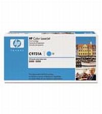 C9731A картридж HP Cyan для Color LJ 5500/5550 series