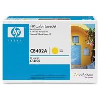 CB402A Картридж ''все-в-одном'' HP CLJ CP4005 Yellow 7500 стр. (o)