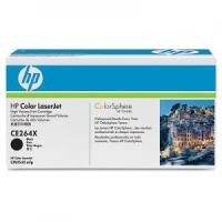 CE264X Картридж HP для МФУ серии Color LaserJet Enterprise CM4540 (17000 стр.), чёрный