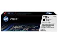 CE320A/№128 Картридж черный для HP LaserJet CM1415/CP1525