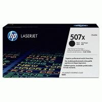 CE400X Картридж с тонером HP 507A LaserJet, черный. Для цветного принтера  HP LaserJet серии Enterprise 500