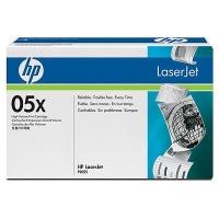 CE505X Черный картридж для принтеров HP LaserJet HP LJ P2055
