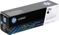 CF210X/№131 Картридж чёрный увеличенной емкости для HP LaserJet M276nw, M251nw, ресурс 2400стр.