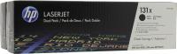 CF210XD/№131X Картридж черный (сдвеонная упваковка) для HP LJ Pro 200 M251nw/M276nw/M251n/M276n