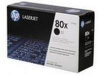 CF280X/№80X Картридж увеличенной емкости для принтеров LaserJet Enterprise CP4525, LaserJet Pro 400