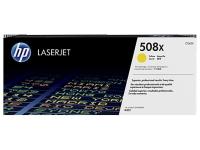 CF362X картридж 508X, HP LaserJet увеличенной емкости, Жёлтый