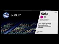 CF363X картридж 508X, HP LaserJet увеличенной емкости, Пурпурный