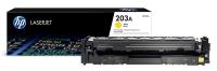 CF542X — Оригинальный жёлтый картридж HP LaserJet 203X для Color LaserJet Pro M254dw/M254nw/M280nw/M281fdn/M281fdw