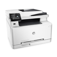 многофункциональное устройство - МФУ Hewlett-Packard Color LaserJet Pro M277n