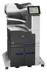 многофункциональное устройство - МФУ Hewlett-Packard LaserJet Enterprise 700 color MFP M775z+