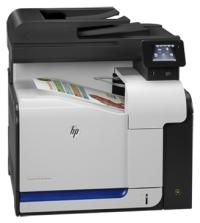 многофункциональное устройство - МФУ Hewlett-Packard LaserJet Pro 500 color MFP M570dn